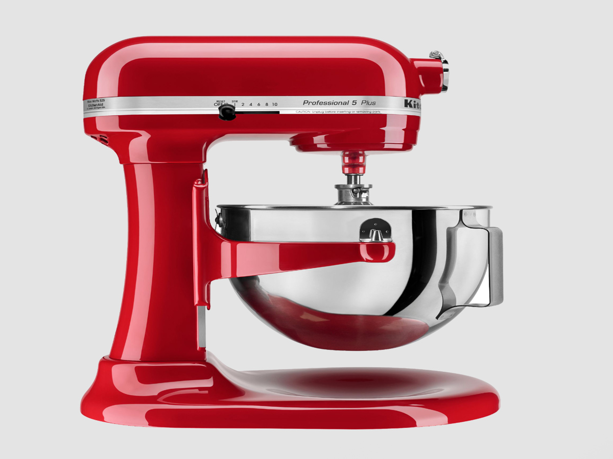 How to Fix a KitchenAid Stand Mixer