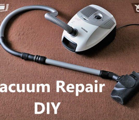 Vacuum Repair At home