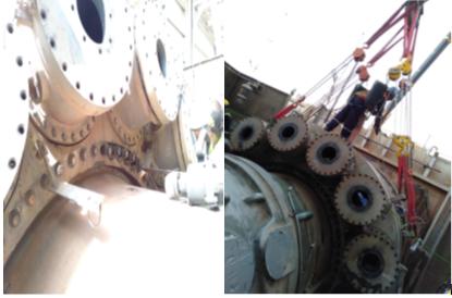 Gas Turbine Compressor