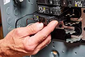 changing a circuit breaker